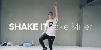 Shake It Jake Miller Jihoon Kim Choreography 1million Dance