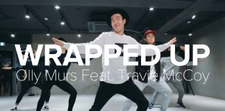 Wrapped Up Olly Murs Feat. Travie Mccoy Jihoon Kim Choreography 1million Dance