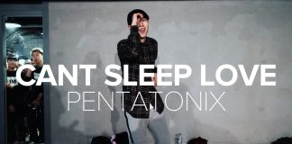 Can't Sleep Love Pentatonix Jihoon Kim Choreography 1million Dance