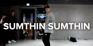 Sumthin' Sumthin' Maxwell Jihoon Kim Choreography 1million Dance