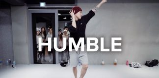 Humble Kendrick Lamar Jihoon Kim Choreography 1million Dance