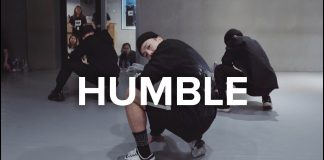 Humble. Kendrick Lamar Junsun Yoo Choreography 1million Dance