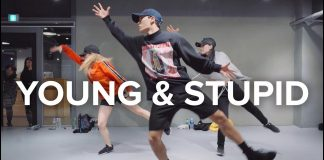 Young & Stupid Travis Mills (ft. T.i.) Junsun Yoo Choreography 1million Dance