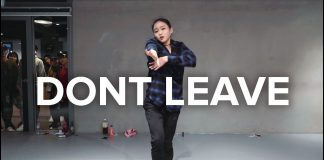 Don't Leave Snakehips & MØ Yoojung Lee Choreography 1million Dance