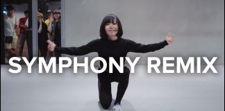 Symphony Clean Bandit (r3hab Remix) May J Lee Choreography 1million Dance