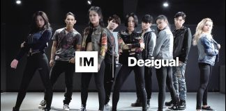 1million X Desigual Lia Kim Choreography 1million Dance