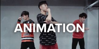 Animation Dawin Jinwoo Yoon Choreography 1million Dance