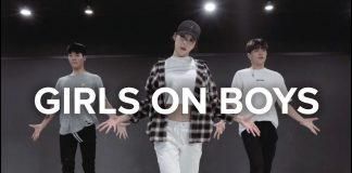 Girls On Boys Galantis & Rozes Tina Boo Choreography 1million Dance