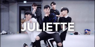 Juliette Rainz Jinwoo Yoon Choreography 1million Dance