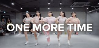 One More Time Twice May J Lee Choreography 1million Dance