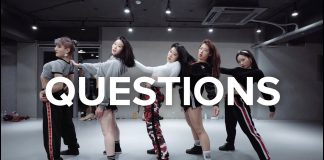 Questions Chris Brown Jin Lee Choreography 1million Dance