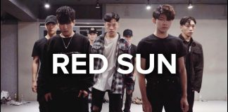 Red Sun Hangzoo (ft. Zico, Swings) Jinwoo Yoon Choreography 1million Dance