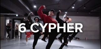 6 Cypher Bizzy Ft. Choiza, Gaeko, Jay Park, Dok2, Tiger Jk Koosung Jung Choreography 1million Dance