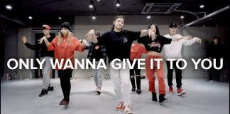 Only Wanna Give It To You Elle Varner Ft. J. Cole Yoojung Lee Choreography 1million Dance