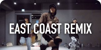 East Coast Remix A$ap Ferg Junsun Yoo Choreography 1million Dance