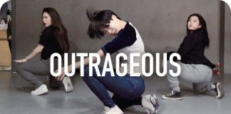 Outrageous Britney Spears Hyojin Choi Choreography 1million Dance