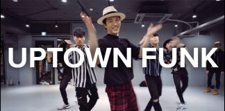 Uptown Funk Bruno Mars Junsun Yoo Choreography 1million Dance