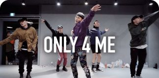 Only 4 Me Chris Brown Ft. Ty Dolla $ign, Verse Simmonds Junsun Yoo Choreography 1million Dance
